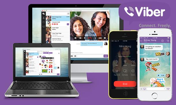 Viber es la mejor Alternativa a Skype y WhatsApp