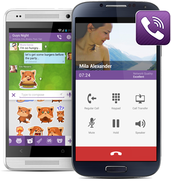 Descargar Viber para iphone