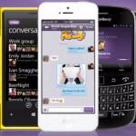 Descarga Viber y se Uno de los 300 Millones de Usuarios