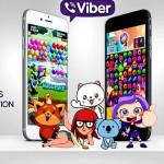 Viber lanzará su propia plataforma de Juegos
