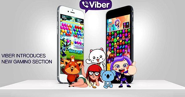 Viber para iPhone