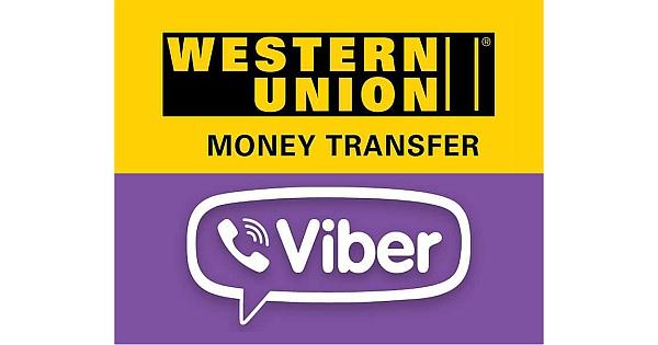Servicios de pago de Western Unión también en Viber